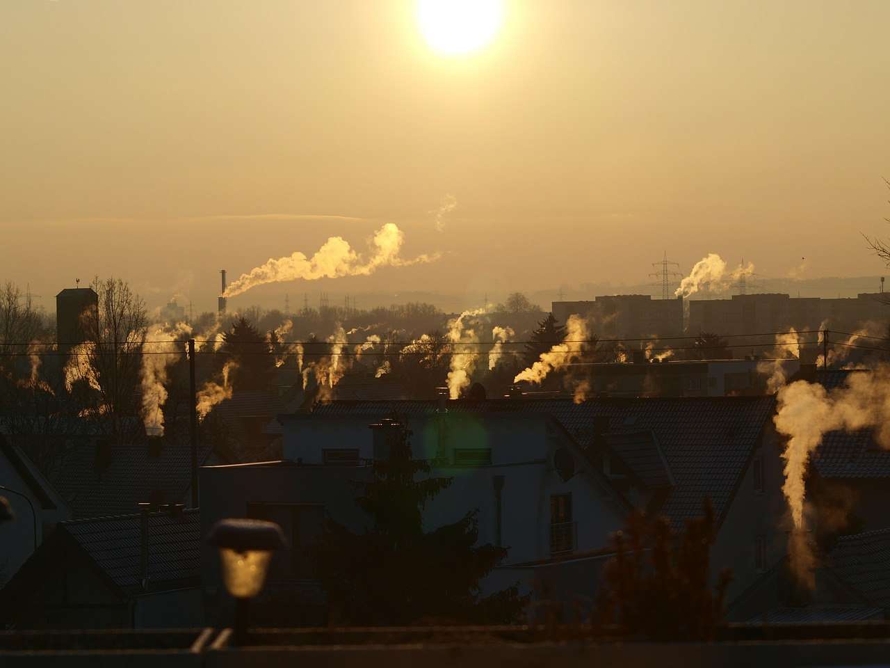 Outdoor Air Pollution: Causes, Sources, Effects & Prevention/Solutions