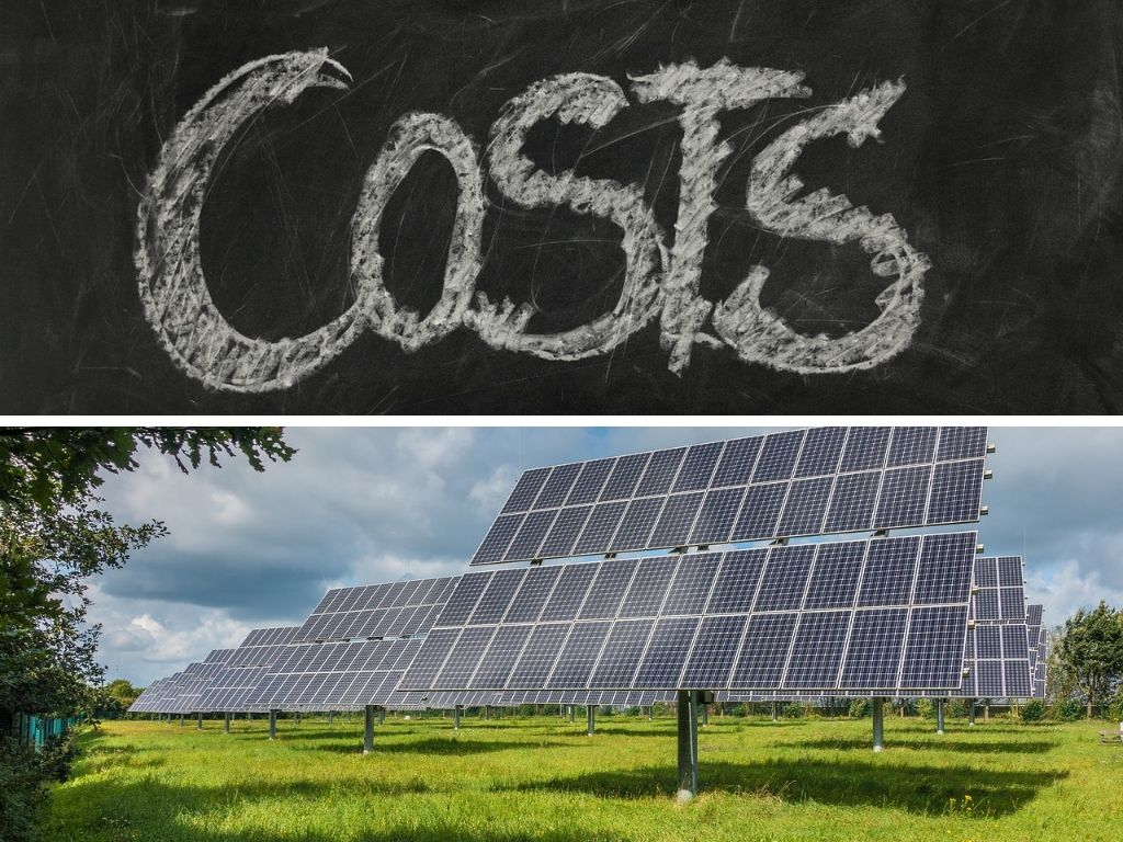 The Cost Of Renewable Energy vs Fossil Fuels & Nuclear