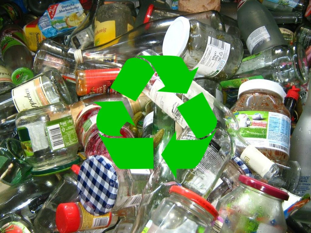 Case Study: How The US Might Be Able To Increase Glass Recycling Rates