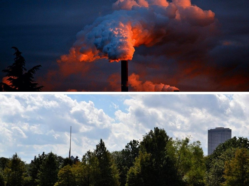 The Most Polluted & Least Polluted Cities & Countries In The World