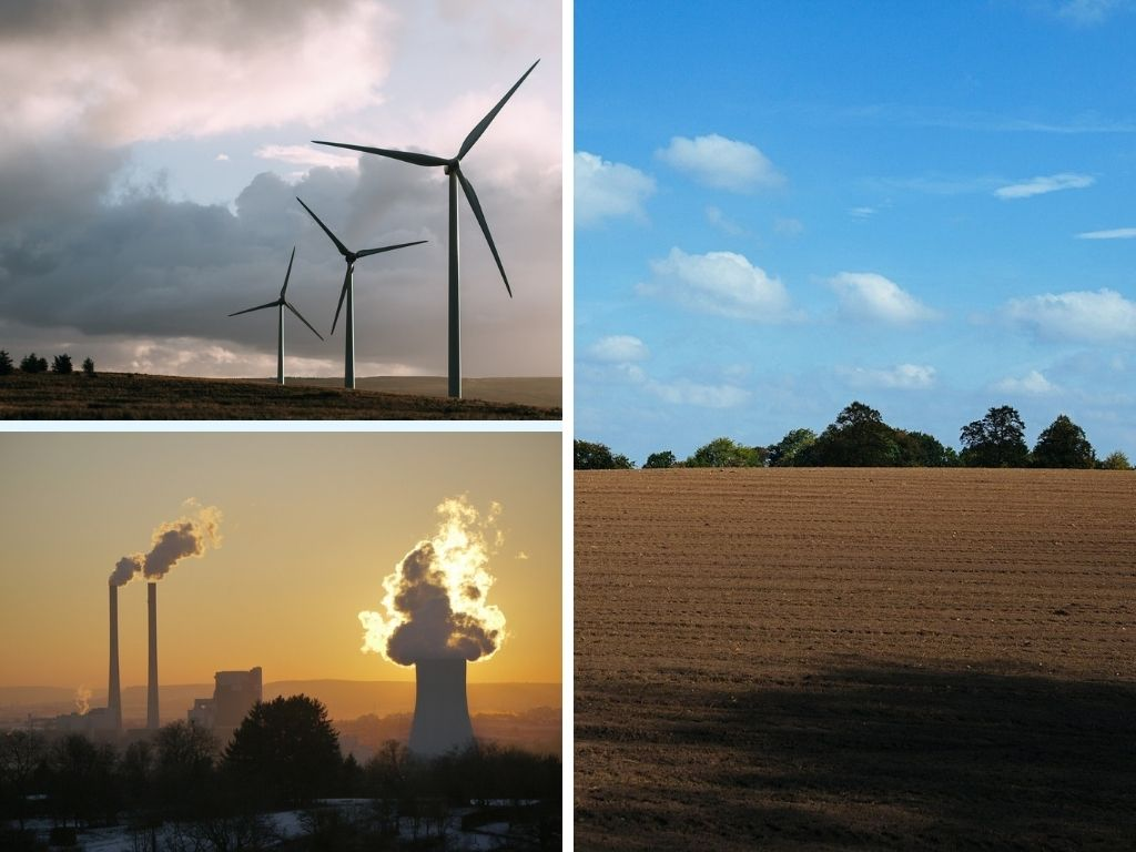 Which Energy Source Uses The Most Land (Land Use Efficiency)